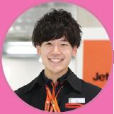 福田 麗朗さん