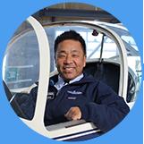 細川 隆司先生