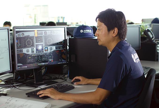 航空機・宇宙関連機器の設計・製造